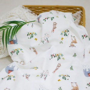 Bebenuvo Double Blanket - Botanic Lovers