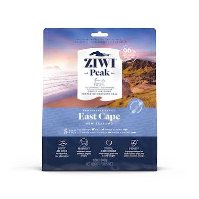 ZiwiPeak ZIWI Peak Provenance Air Dried Cat Food East Cape 340G