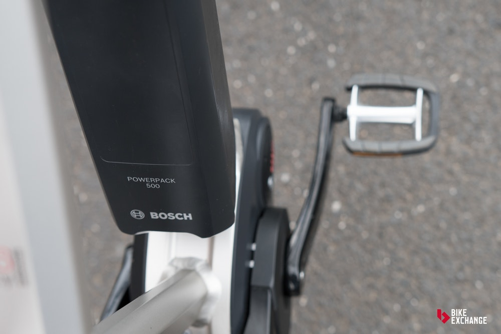 Bosch eBike Systems BikeExchange battery