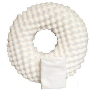 Surgical Basics Foam Cushion Pillow With Cover 44cm