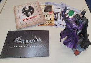 Batman: Arkham Origins Collector's Edition (No Game)