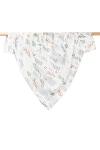 Indus Pure Cotton Swaddle - Nature Bunny