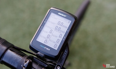 Giant NeosTrack Cycling Computer - First Impressions