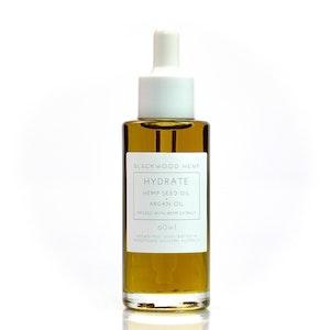 Blackwood Hemp Hemp Face Serum | Organic Hydrating Oil 'Limited Edition' 2020
