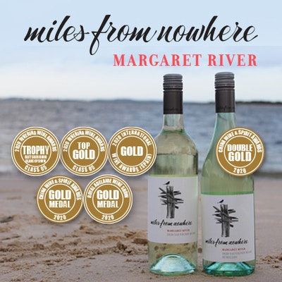 Miles From Nowhere Award Winning Wines