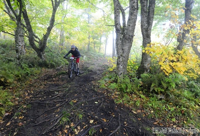 Eastern Triple Crown Enduro Series: Round 2  - Burke Mountain Full Results