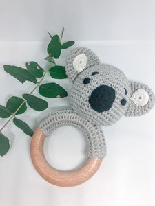 Koala Teether Rattle