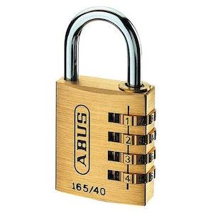 ABUS Combination Padlock 165/40 - Gold