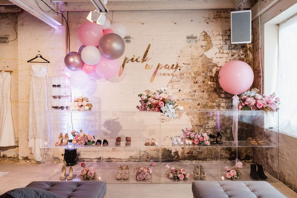 LENZO Spend-less Shoes Launch Meghan Coles Photography