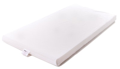 Babyrest Standard Cradle Mattress 850 x 350 x 50 mm Square Ends (Australian Made)