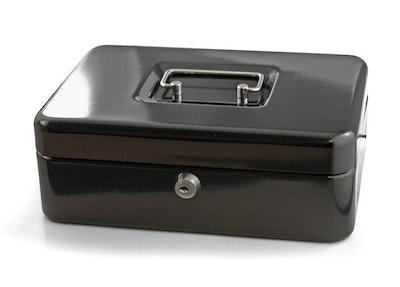 Carbine Helix 250mm Cash Box WP8010 - Black