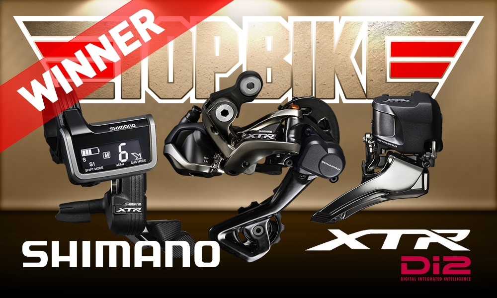 Top Bike Awards - Shimano XTR Di2
