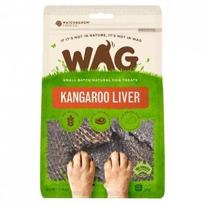 WAG Kangaroo Liver Dog Treats