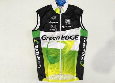 Santini Greenedge Team Vest