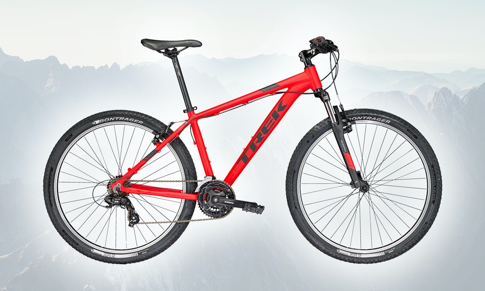 Trek Marlin 4 2017 Best Budget Mountain Bikes for AUD 500 BikeExchange