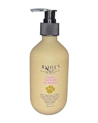 Organic Antifungal Pet Shampoo 300ml | Daniel's Pet Emporium
