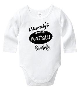Mummy's Football Buddy Onesie