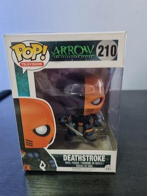 Deathstroke #210 Funko Pop - The Arrow TV Series