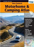 Five New Zealand GoSee TravelSmart Club member winners on track with Motorhome & Camping Atlas