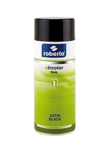 Acrylic Satin Black 400ml