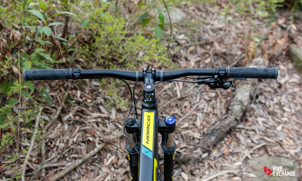 Norco Charger 9.2 2017 mountain bike review bikeexchange blog 14