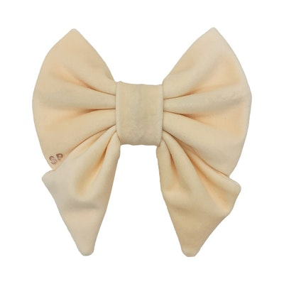 Swanky Paws Yellow Sailor Bow
