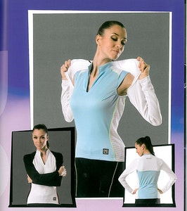 Santini Aurora Arm Warmer Women's
