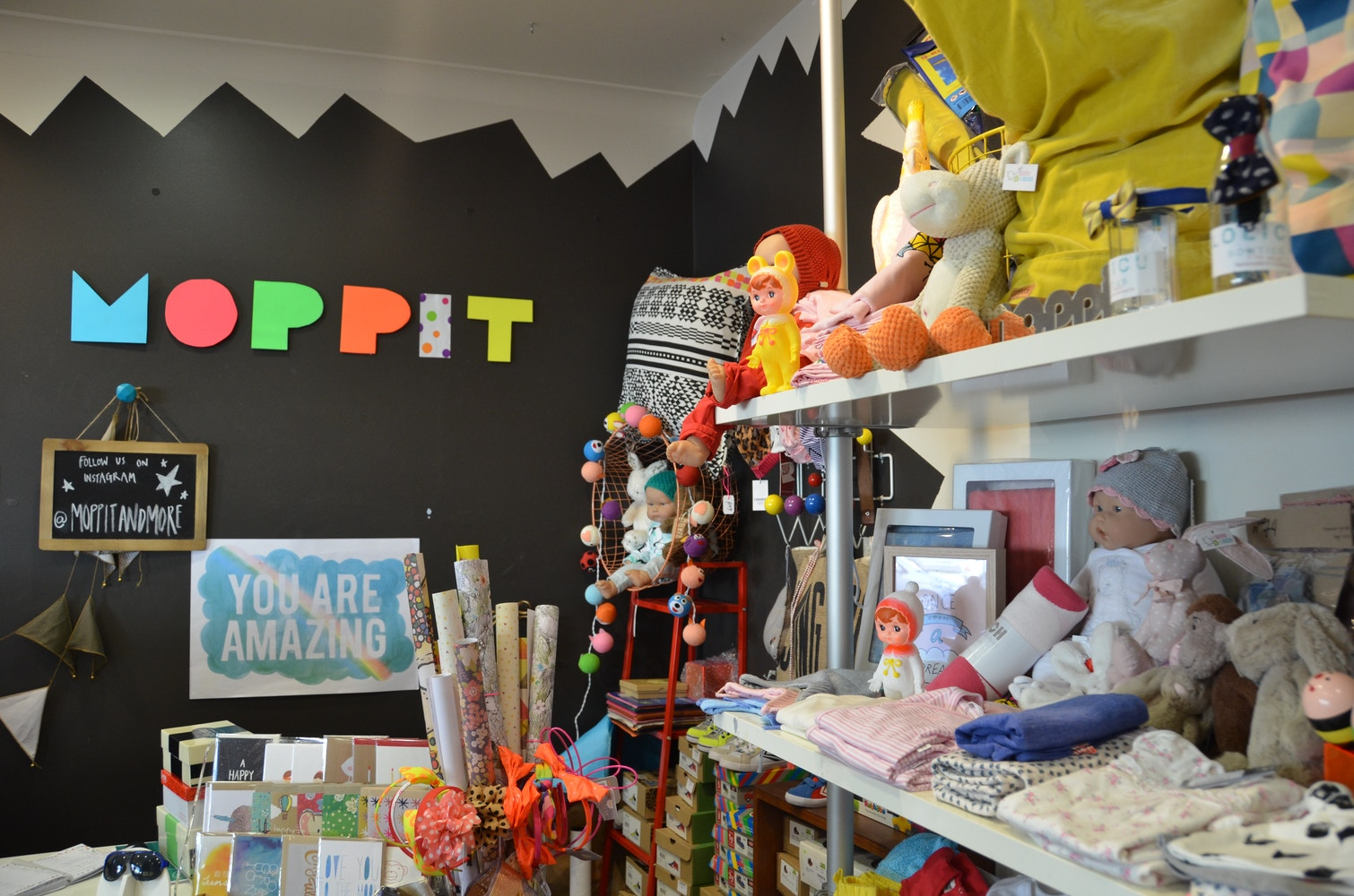 Meet Moppit - A Perfectly Cute Store for Kids