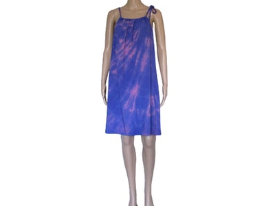 Tropic Wear Short Dress