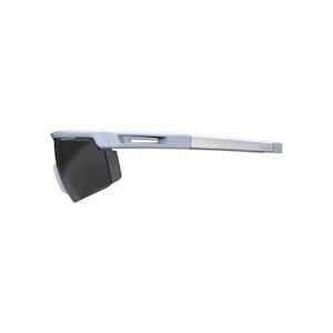 Avenger Sportsglasses Glossy White Photochromic