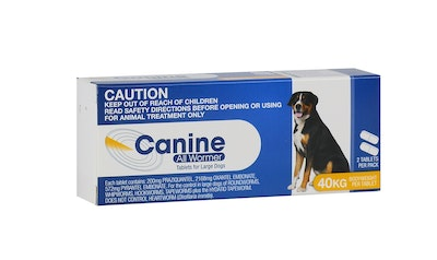 Value Plus Canine All Wormer 40kg