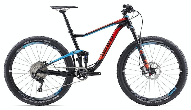 """Anthem 1, 27.5"""" Dual Suspension MTB Bikes"""