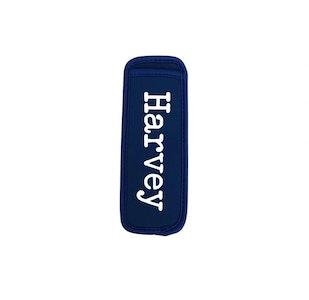 Personalised Icy Pole Holder - Plain Font