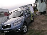 GoSee evaluates Hyundai Santa Fe CRDi 2.2 Diesel as tow tug