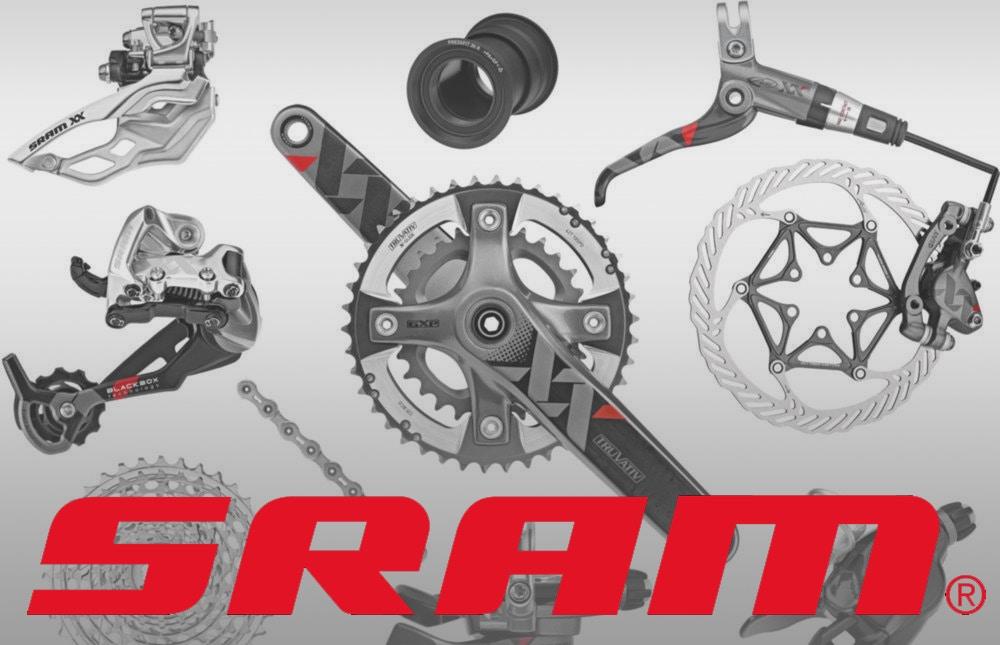 SRAM - Bike-Komponenten zwischen Innovation und Perfektion