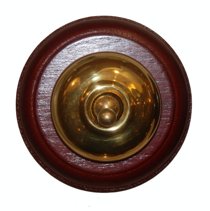 Traditional Hardware Co Brass Light Switch Amp Wooblock