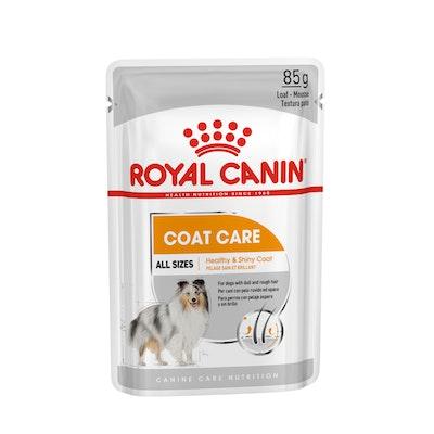 Royal Canin Coat Care Adult Loaf Wet Dog Food
