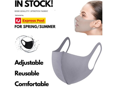 Boutique Medical SUMMER Reusable Breathable Face Mask Mouth Mask Anti Dust Haze Protective Lot