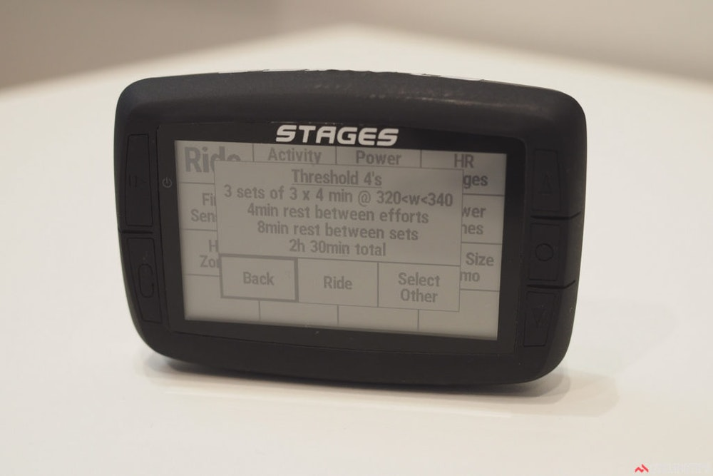 StagesCycling Dash Eurobike2016 2  Stages
