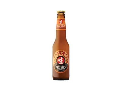 Matso's Ginger Beer Bottle 330mL