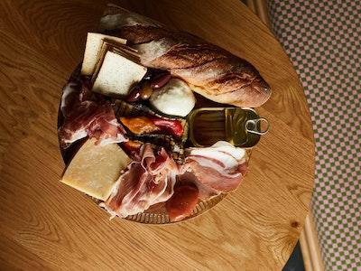Italian Antipasto Platter for Two