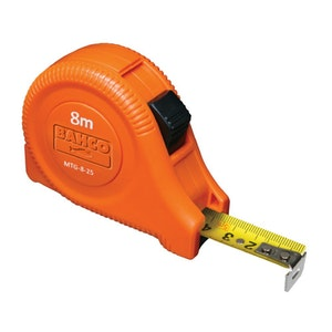 MTG-8-25 Tape Measure 8m Metric MTG-8-25-A