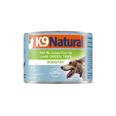 K9 Natural Lamb Green Tripe Wet Dog Food Supplement 170 (Booster)