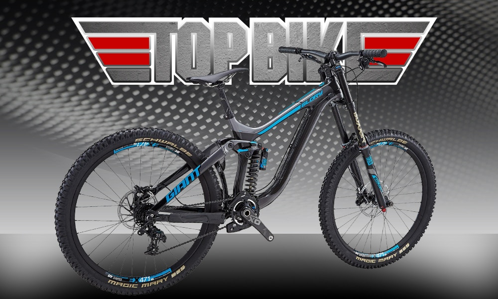 Top Bike Awards - Giant Glory Advanced 27.5 0