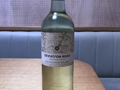 19' Deviation Road Sauvignon Blanc, Adelaide Hills.