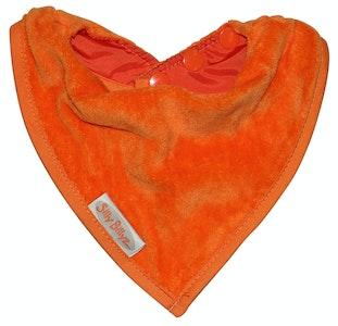 Silly Billyz Orange Towel Bandana
