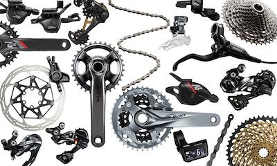 Los grupos de Bicicleta de Montaña (MTB) Explicados