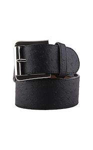 GhoDho Cruelty Free Belt Onyx