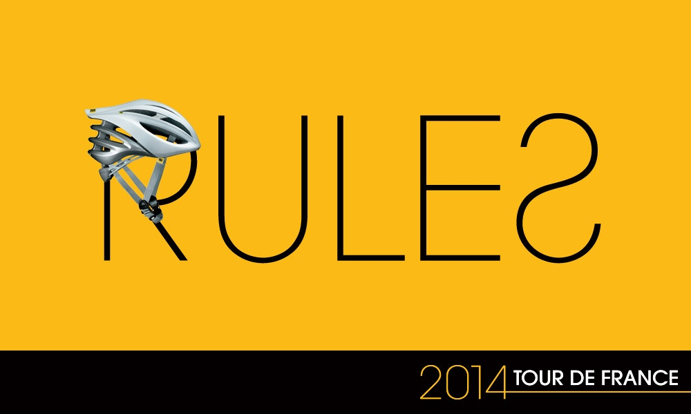 Sticking to the Rules - Tour de France 2014