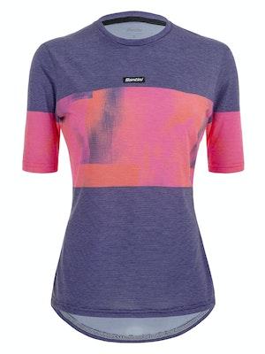 Santini SMS Forza Wmn's Indoor Training Tech T Shirt